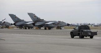 Hundreds of employees fired from Turkey's Incirlik air base