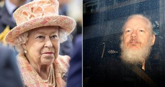 Queen Elizabeth won't get involved in Julian Assange case because it's a POLITICAL matter – Buckingham Palace