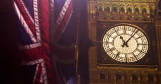 "London's dilemma: Between ""European"" and British Empire."