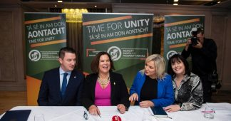 Ireland's Decades-Old Political Duopoly Could End Today
