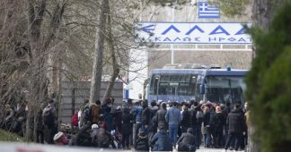 """Erdogan sends massively refugees and immigrants to Greece to """"punish the EU"""""""