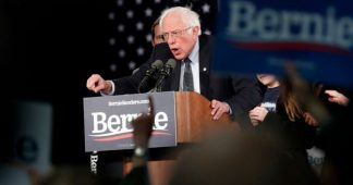 Sanders asks for recanvass of 25 Iowa caucus precincts