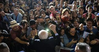 Sanders scored a big victory in the Nevada caucuses, strengthening his position as the front-runner for the Democratic nomination