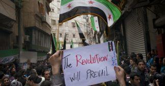 The British government's covert propaganda campaign in Syria