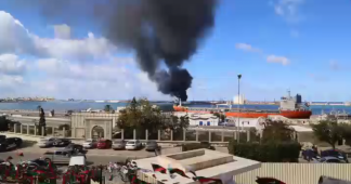 Libyan Govt Suspends Peace Talks After Tripoli Port Attack