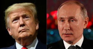 Trump says he wants Russian – Ukrainian cooperation and then imposes sanctions on Russia! He pretends to be a friend of Moscow!
