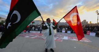 Turkey continues to ignore the UN arms embargo by supplying weapons to the Libyan GNA