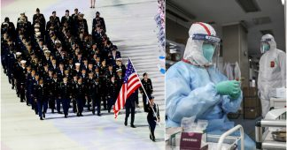 'Where was your patient zero?' Chinese official speculates AMERICANS may have infected Wuhan at army games & calls to 'come clean'