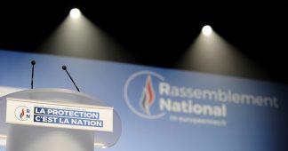 Insultes, bagarres, coupure de courant : des militants perturbent un meeting du RN à Nantes