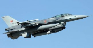 Turkish jets conduct multiple violations of Greek airspace