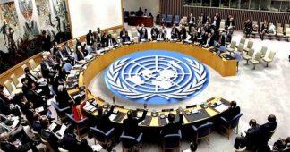 US Blocks UN Statement Backing Syria Ceasefire