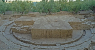 The Spectacular and Long-Lost Ancient Greek City of Thouria