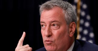 'Nationalize factories & industries!' De Blasio kicks panic up to 11, calling coronavirus 'war-like situation'