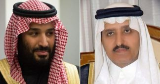 At least 20 princes detained in mass purge by Saudi crown prince