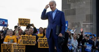 Amid concerns over his cognitive capacities, Dem frontrunner calls himself an 'Obidenbama Democrat'