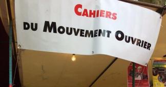 Les Cahiers du mouvement ouvrier