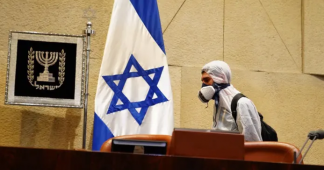 Israel, the forefront of modern Totalitarianism