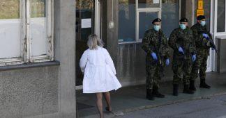 Balkans fights virus amid lack of doctors, medical supplies