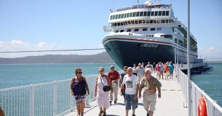 Cuba gives permission for cruise ship carrying COVID-19 patients to dock citing solidarity and health as a human right