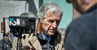 Costa-Gavras on power, tragedy and filming in Greece