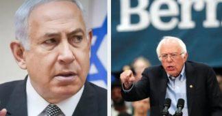 Netanyahu hits back at Sanders as lobby splits Democrats