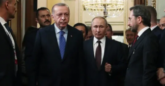 Russia accuses Turkey of pushing thousands of Afghans, Iraqis and Africans to Greece