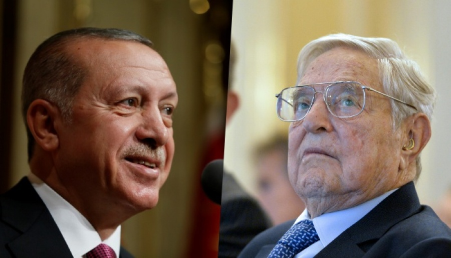 Soros: Help Turkey to occupy Syria and fight against Russia!