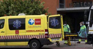Spain Locks Down & Nationalizes Private Healthcare as Coronavirus Deaths Double & Cases Skyrocket