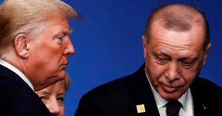 Trump, the best friend Israel ever had, is supporting Erdogan