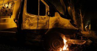Coronavirus lockdown sparks riots in Paris