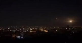 Coronavirus or not, Netanyahu attacks in Syria