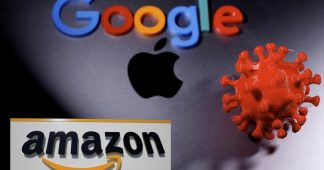 Amazon, Google, and Apple have moved past monopoly status to competing directly with governments… and winning
