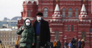 Russian policy on Coronavirus