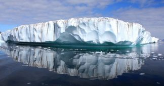 Sea-levels rise after record Greenland ice-cap melt