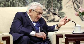 Kissinger: Failure to resolve COVID-19 crisis may 'set world on fire'