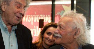 L'appel Mikis – Glezos pour la Grèce et l'Europe (2011)