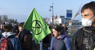 «Nous déclarons notre soutien à Extinction Rebellion»: lettre ouverte du monde académique suisse