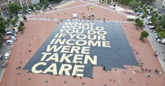 Encouraging European solidarity: An unconditional basic income