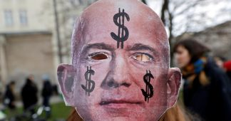 Jeff Bezos is the planet's richest man, and Covid-19 is making him ever wealthier. But he's also the world's most selfish man