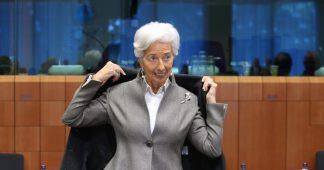 La présidente de la Banque centrale européenne propose de revoir les critères de Maastricht
