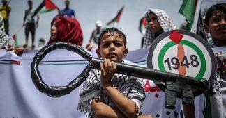 Call to Action! Week of Palestinian Struggle, 15-22 May 2020