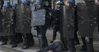 Le 11 mai: une chaîne humaine contre les violences policières