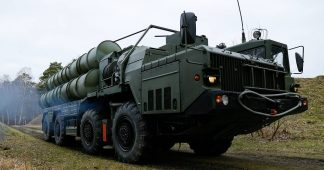 Turkey activates certain elements of S-400 anti-aircraft missile systems