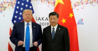 'We'll cut off the whole relationship' – Trump throws some signature shade at China in new interview