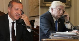 Foreign leaders ask me to talk to Erdoğan because he only listens to me, Trump says