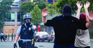Minnesota cops 'trained by Israeli forces in restraint techniques'