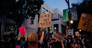 Millions march in cities and towns in every part of the US to oppose racism and police violence