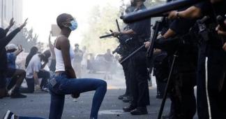 America in Revolt: No Justice, no Peace!