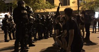"""""""This is not a riot, this is a revolution"""""""