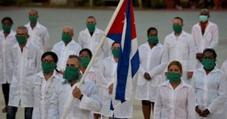 UK Solidarity Campaign Calls for Nobel Peace Price for Cuban Doctors